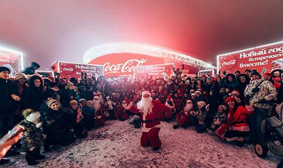 5 декабря отправился в путь «Рождественский караван»